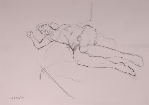 Gallery of life drawings
