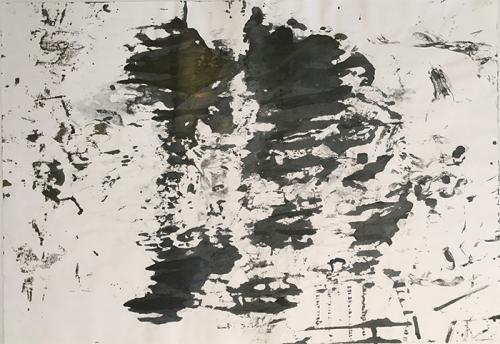 ink on paper 92x64cm 2