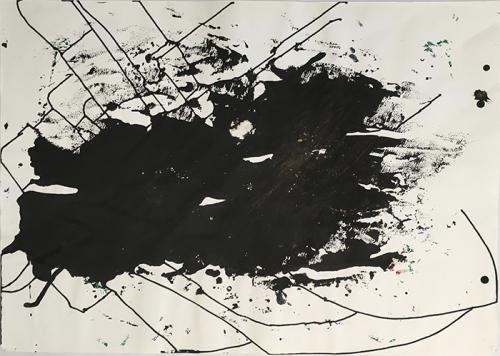 ink on paper 92x64cm 3